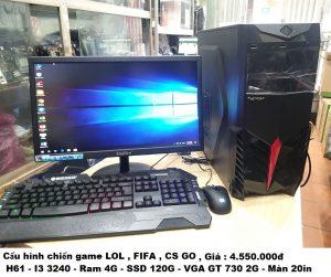 Địa chỉ bán máy tính cũ tại quận gia lâm uy tín