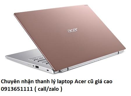 Chuyên nhận thanh lý laptop Acer cũ giá cao