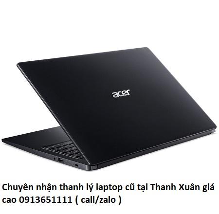 Chuyên nhận thanh lý laptop cũ tại Thanh Xuân giá cao