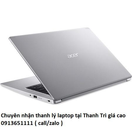 Chuyên nhận thanh lý laptop tại Thanh Trì giá cao